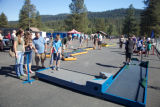 Wenatchee River Salmon Festival miniature golf