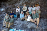 Nihoa Millerbird Translocation Team 2012