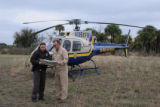 Service helicopter pilot and Service Law Enforcement Officer
