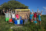 Nihoa Millerbird Translocation Team