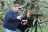 Birding at the refuge