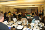 Students in the classroom lab