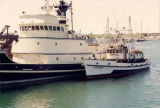 R/V Tiglax and Curlew