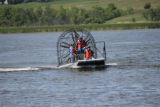 Airboat practice