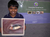 Georgia Junior Duck Stamp Program, Winners, Children, Education