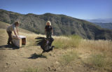 California Condor Released at Hopper Mountain NWR