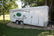 Freshwater mussel mobile trailer