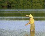 Fly Fishing at Ding Darling National Wildlife Refuge