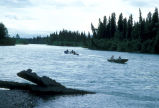 Fishing and Boating on the Kenai River