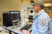 Researcher at Bozeman Fish Technology Center
