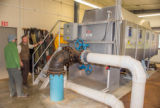 Sturgeon Building water processing system