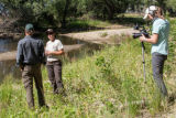 Photographer documents stream restoration