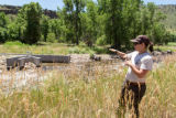 Repairing riparian habitat on the St. Vrain River