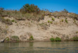 Banks of the Missouri River near Yankton, South Dakota