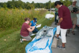 Marine Mammal Stranding Course at NCTC