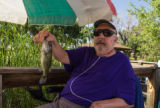 Veterans go fishing
