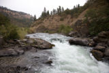 Scenic view of Klickitat River