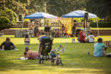 Roots, Rivers and Reggae festival in Palisades Park