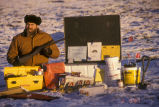 Shipwreck Response Kit,  Steve Ebbert, Biologist Alaska Maritime National Wildlife Refuge