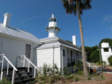 Lighthouse at Cedar Keys Refuge