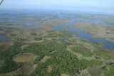 Aerial of Chassahowitzka National Wildlife Refuge