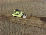 Marsh Master mower at Edwin B. Forsythe National Wildlife Refuge