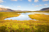 Scenic view of beautiful Kodiak National Wildlife Refuge