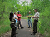 Refuge biologist talks about Round Lake at Minnesota Valley NWR