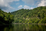 Scenic view of the Cumberland River Tailwater