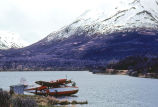 Airplane on Karluk Lake