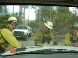 Prescribed fire safety briefing