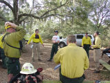 Prescribed fire training
