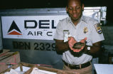 Miami Int'l Airport Inspection of Imported  Asian Box Turtle