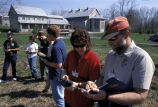 GIS Class in the Field at the National Conservation Training Center