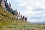 Mancha pinnacles