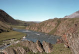 Arctic National Wildlife Refuge River in Summer