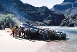 WO 1900 River Rafting Colorado River