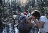 Photo session at Okefenokee National Wildlife Refuge