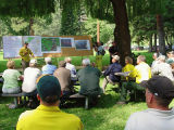 Incident command briefing
