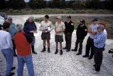 Construction Briefing For Pelican Island Restoration Project