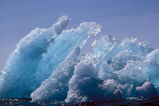 Ice Berg or Floating Ice