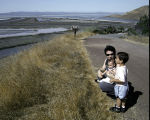Hiking at San Francisco Bay National Wildlife Refuge