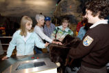 Alaska Islands and ocean Visitor Center Environmental Education