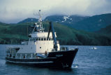 M/V Tiglax Research Vessel