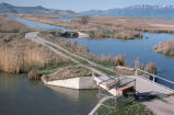 WO1267 Water Control Structure, Bear River National Wildlife Refuge