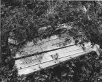 Coffin at Mountain Village, Yukon Delta