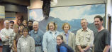 Jimmy Carter at Kodiak Refuge Visitors Center