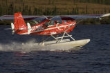 Kanuti National Wildlife Refuge floatplane