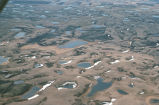 Potholes in Wetlands, (Aerials)