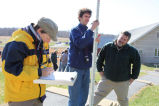 Surveyor's rod exercise